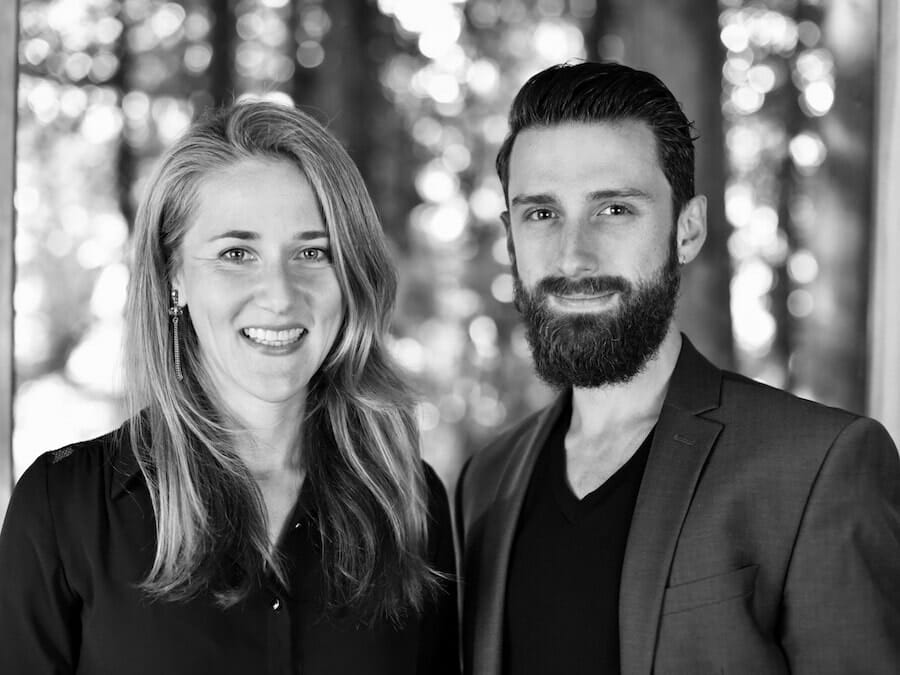 Heather and Peter - Co-Founders of The Nurse Coach Collective