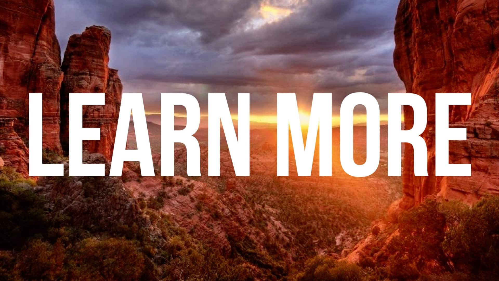 Sedona Learn More