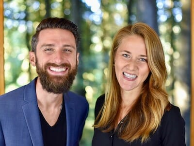 Heather and Peter - Your Success Is Our Success